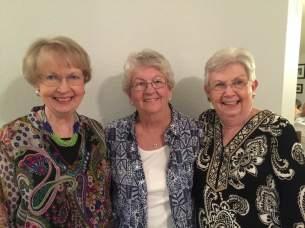 Mom, Bonnie, Betty
